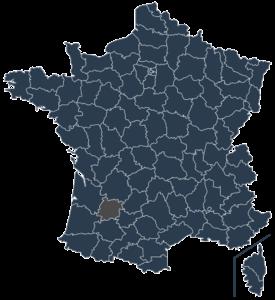 Etablissements scolaires dans le Lot-et-Garonne