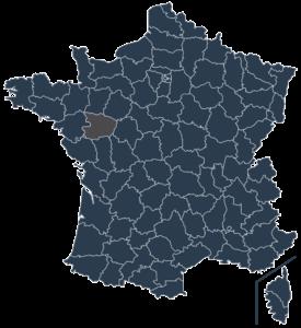 Etablissements scolaires dans le Maine-et-Loire