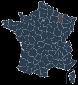 Etablissements scolaires dans la Meuse