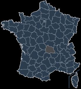 Etablissements scolaires dans le Puy-de-Dome