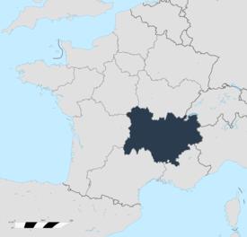 Etablissements scolaires en région Auvergne-Rhône-Alpes