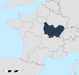 Etablissements scolaires en région Bourgogne-Franche-Comté