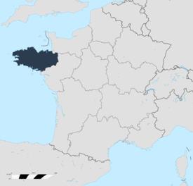 Etablissements scolaires en région Bretagne