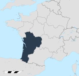 Etablissements scolaires en région Nouvelle-Aquitaine