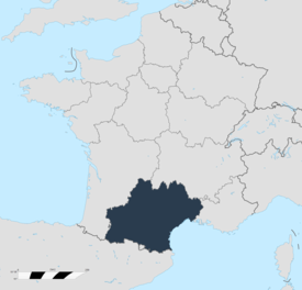 Etablissements scolaires en région Occitanie