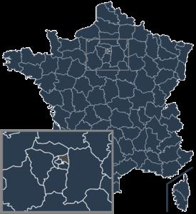Etablissements scolaires dans la Seine-Saint-Denis