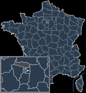 Etablissements scolaires dans le Val-d'Oise