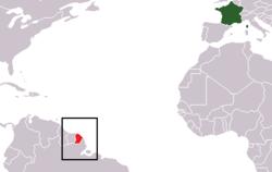 Etablissements scolaires en Guyane